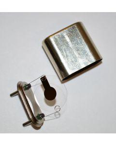 10 MHz Blank Quartz Crystal