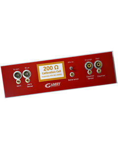 Calibration Cell for Gamry's Interface 5000 / Reference 600+ Potentiostats